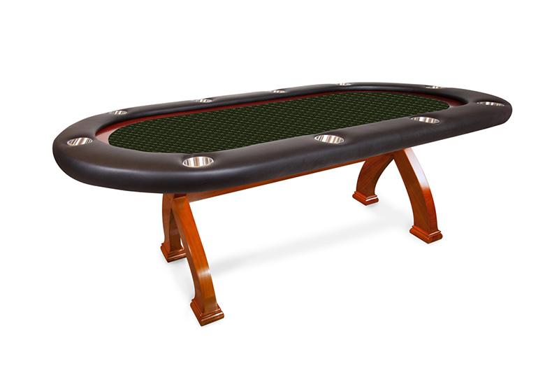 Elite Mahogany Table with Mahogany X Legs - Mahogany Ataraxia