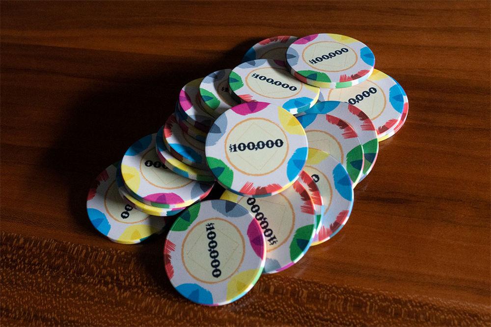 Classic Casino Poker Chips (11)