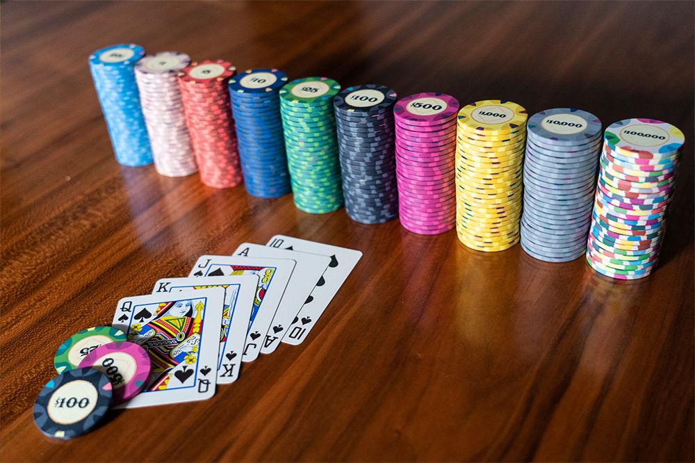 Classic Casino Poker Chips (4)