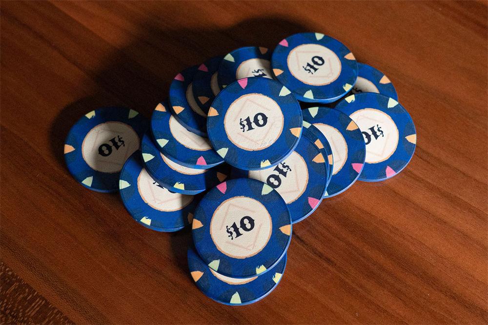 Classic Casino Poker Chips (7)