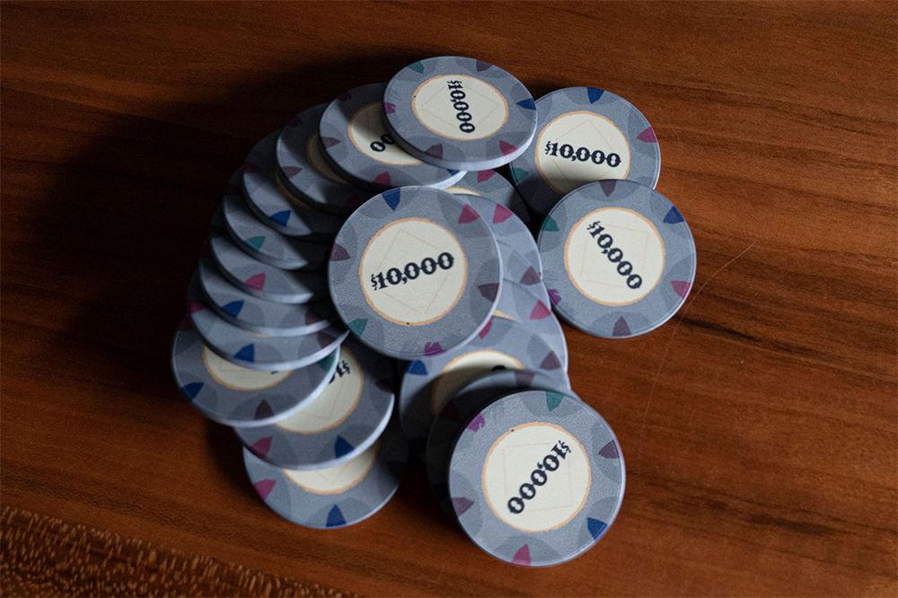 Classic Casino Poker Chips (8)