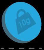 10g Official Casino Weight