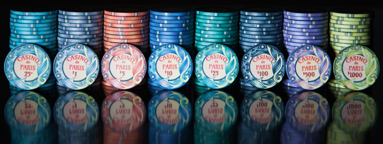 chip - Casino De Paris