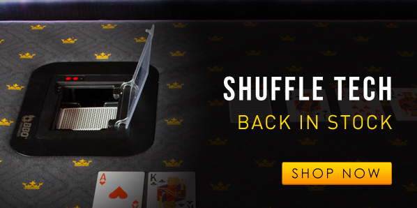 Customize your table with an automatic shuffler