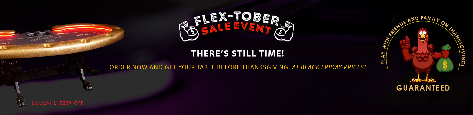PC Flex Tober Banner