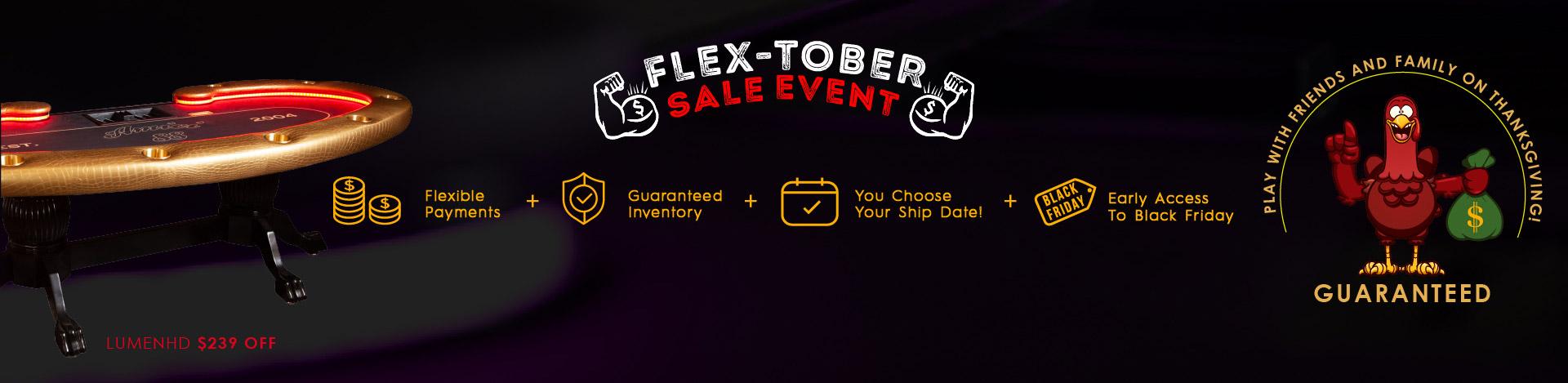 PC Flex Tober Banner