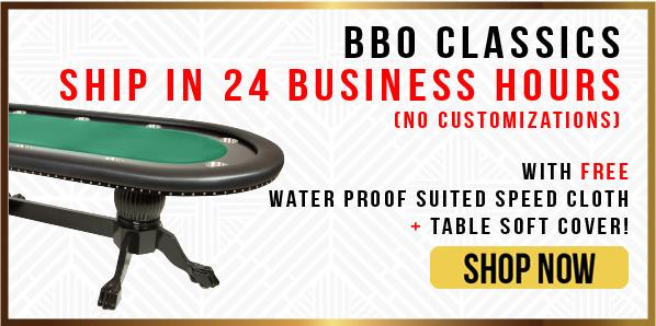 SPLIT A POKER TABLE WITH FRIENDS, EXCLUSIVELY AT BBO!