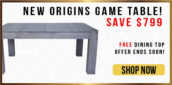 ORIGINS GAME TABLE