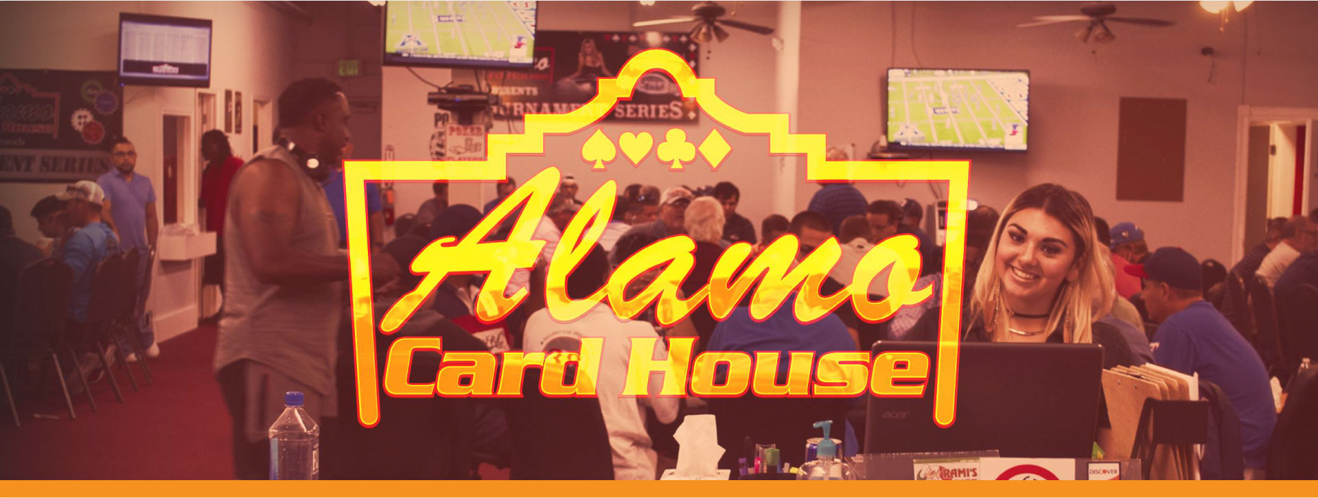 Alamo Card House