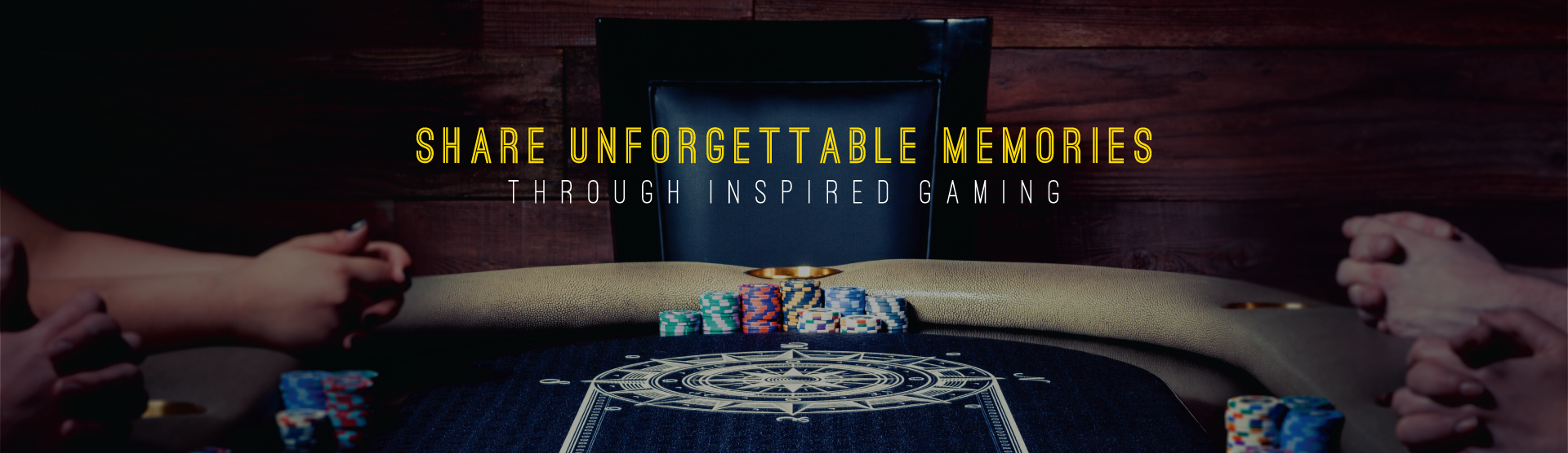 share unforgettable memories through inspired gaming