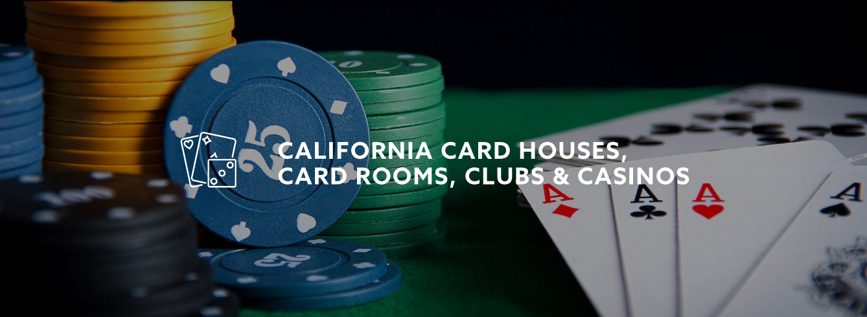 california card houses