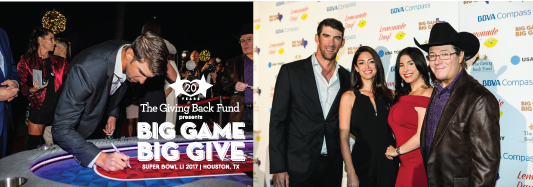 Big Game Big Give Celebrity Poker Tournament