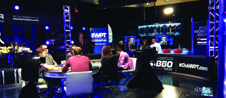 WPT & BBO Poker Tables