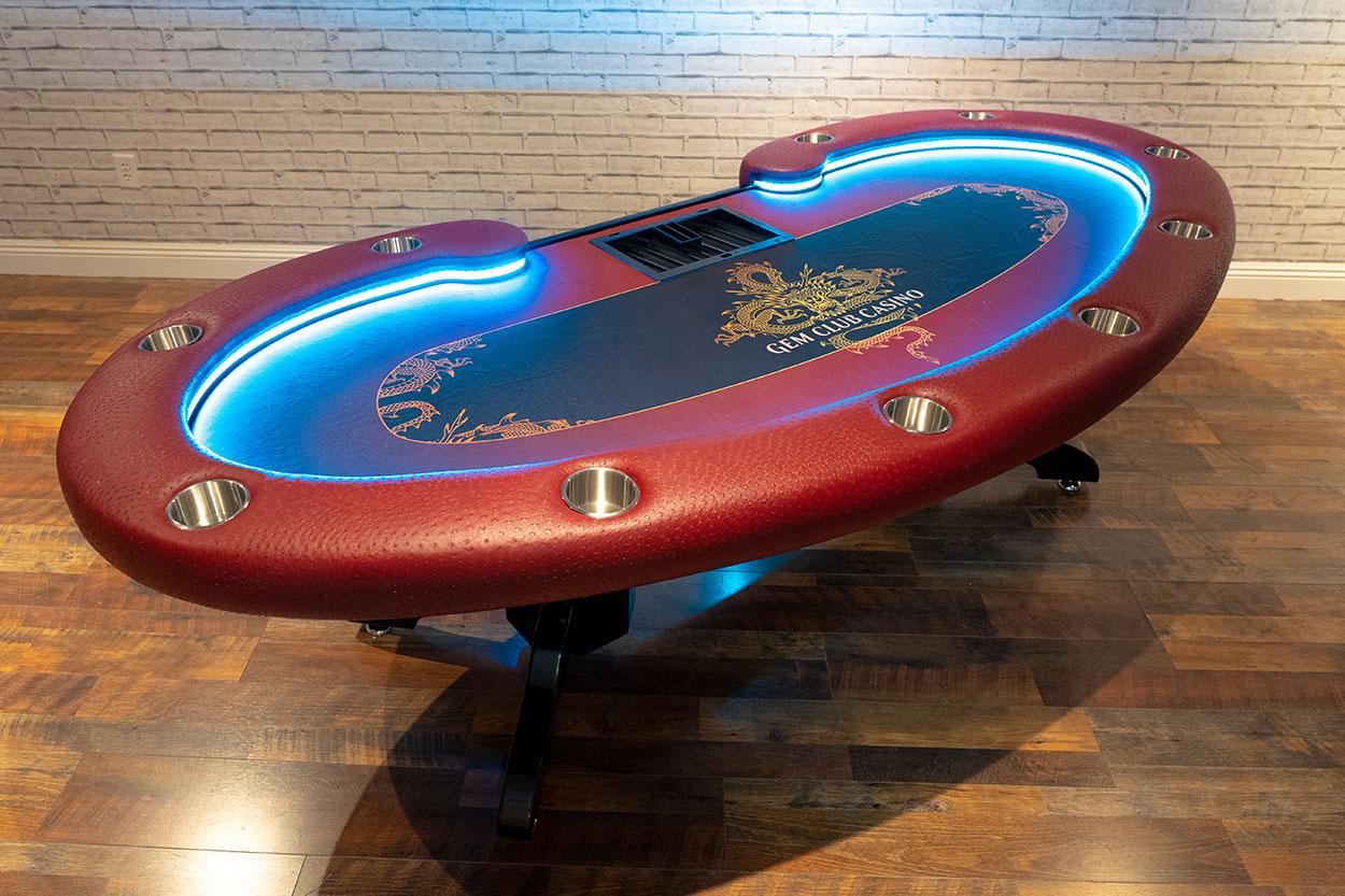Poker Table 1