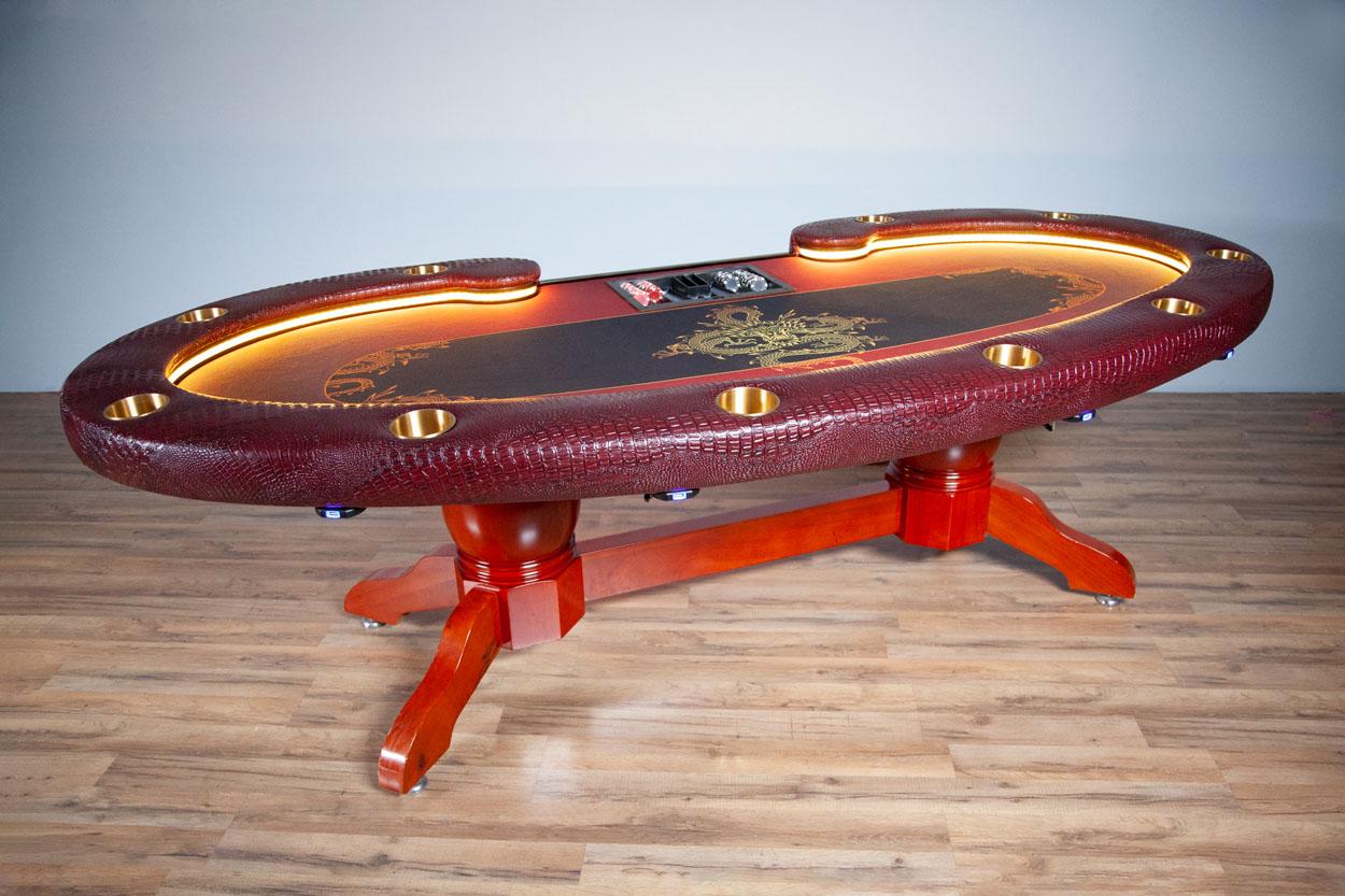 Poker Table 8