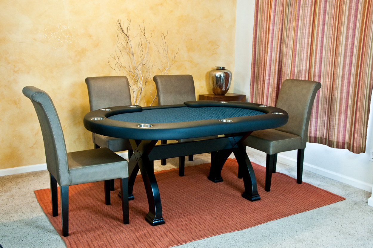 Premium Lounge Poker Chairs