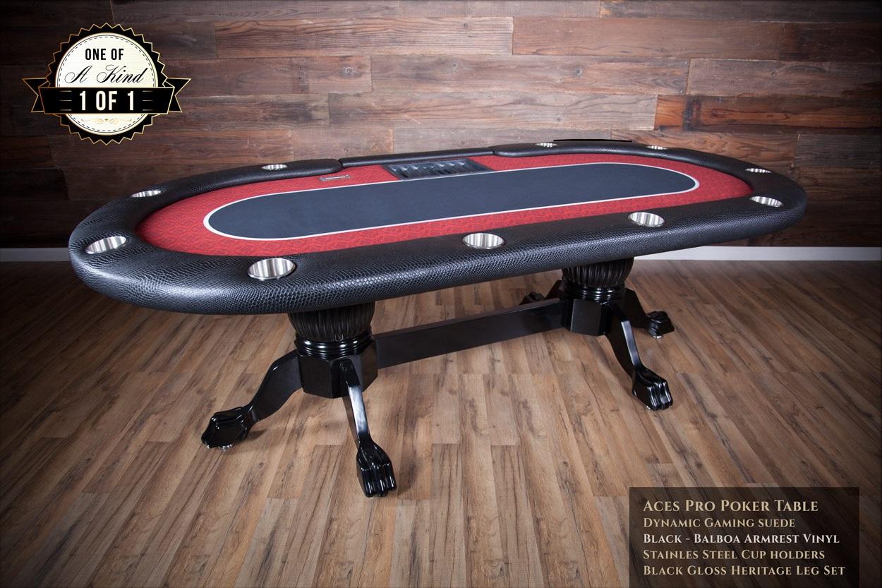 iShowroom Aces Pro Balboa Black & Red (1)