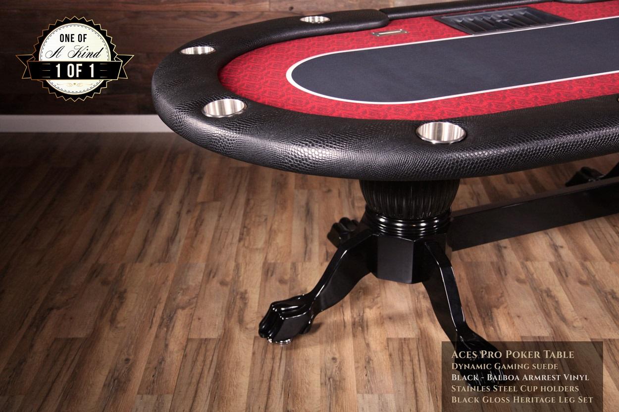 iShowroom Aces Pro Balboa Black & Red (2)