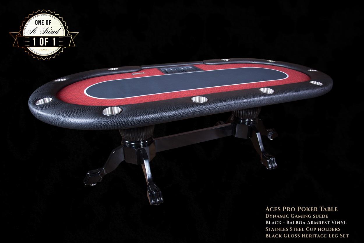 iShowroom Aces Pro Balboa Black & Red