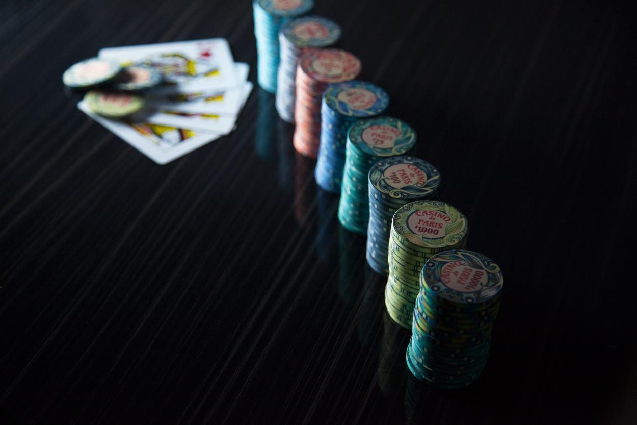 """Casino De Paris"" 10g Ceramic Chip Set 500pc (3)"