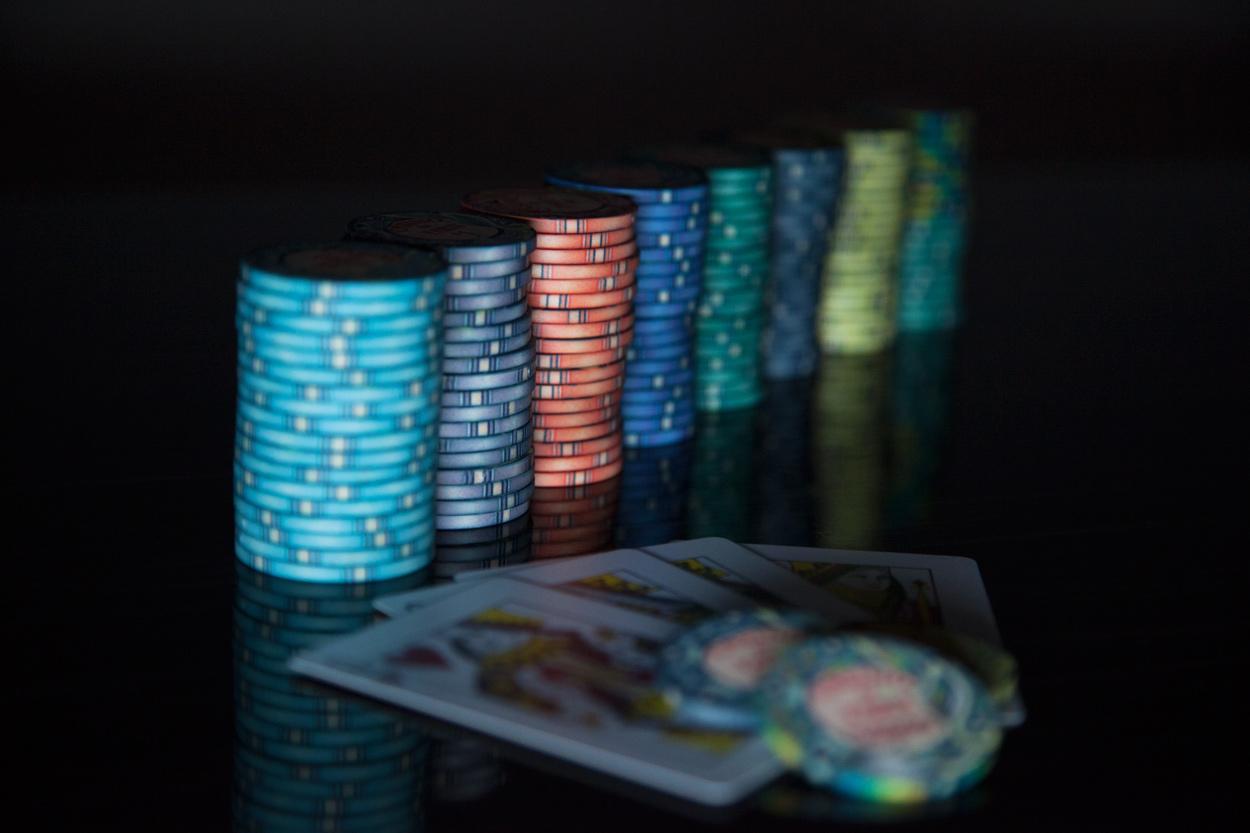 """Casino De Paris"" 10g Ceramic Chip Set 500pc (1)"