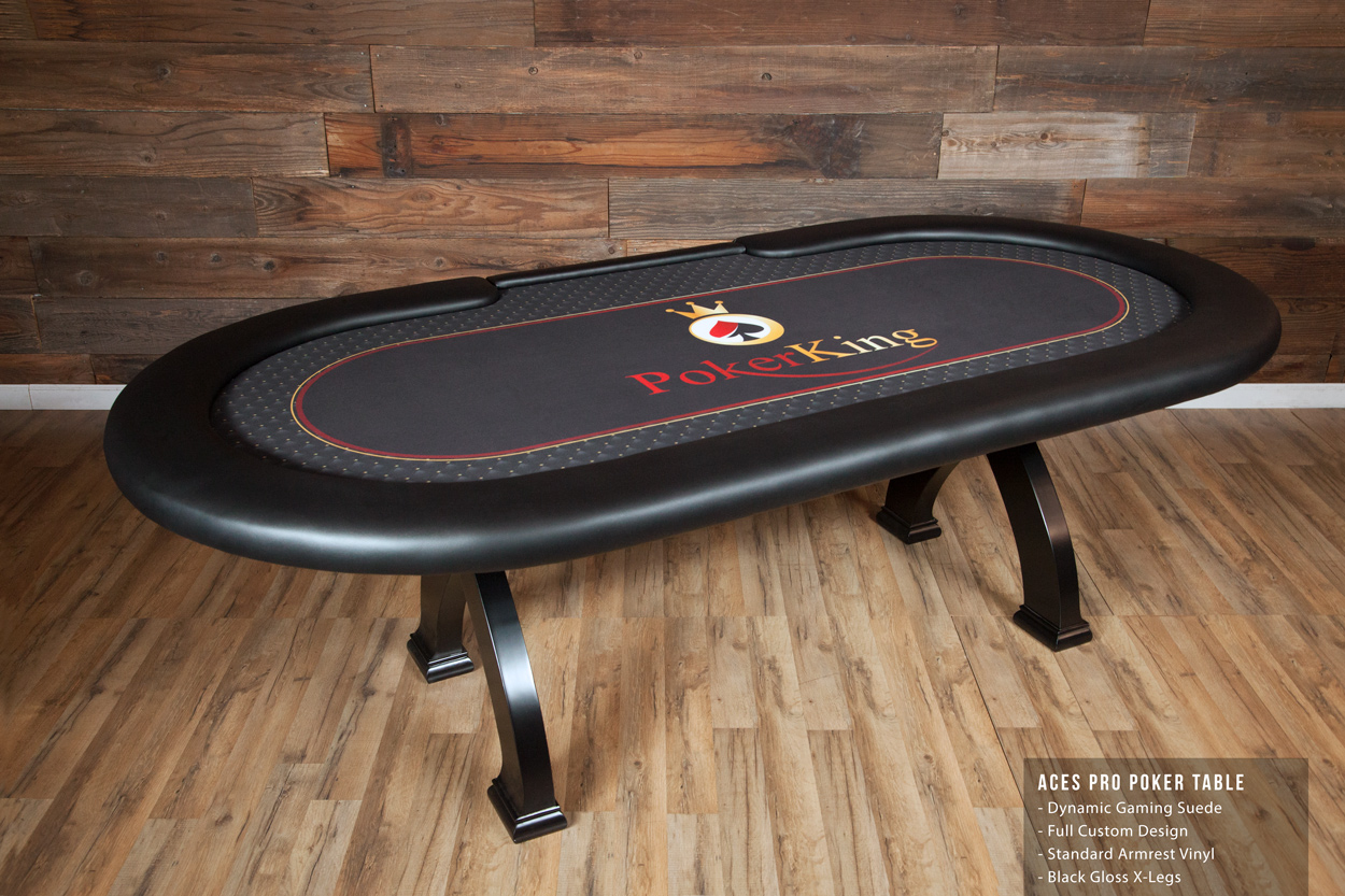 Aces Pro Tournament Poker Table  Thunmbnail