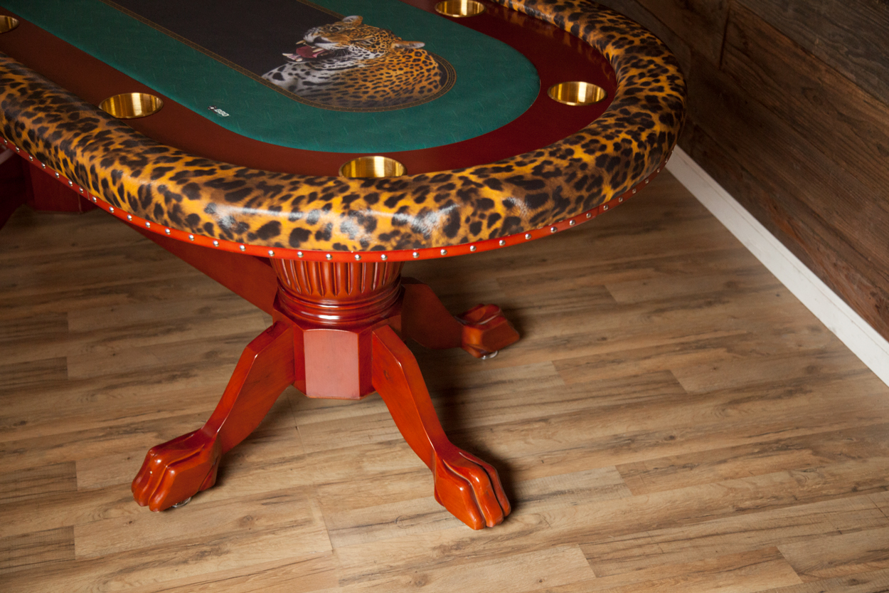 iShowroom Custom Rockwell Poker Game Table (10)