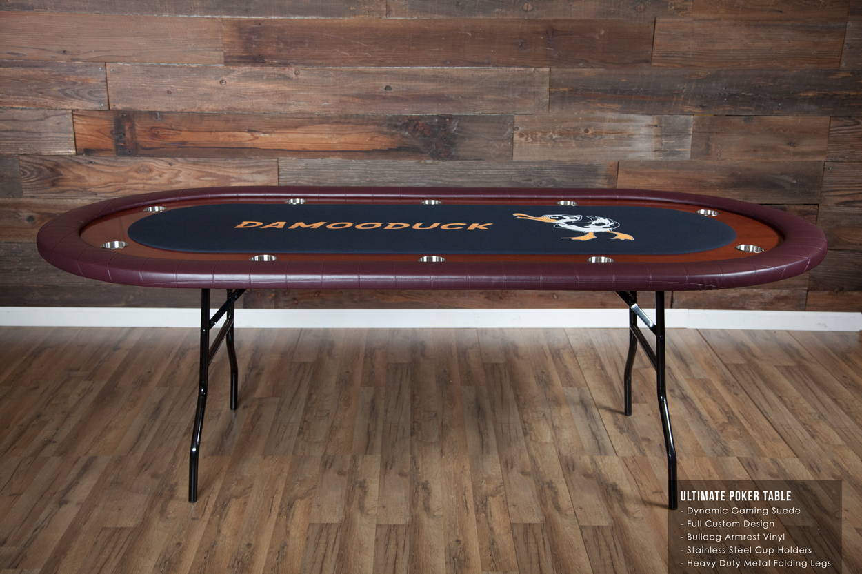 The Ultimate Poker Table Thunmbnail
