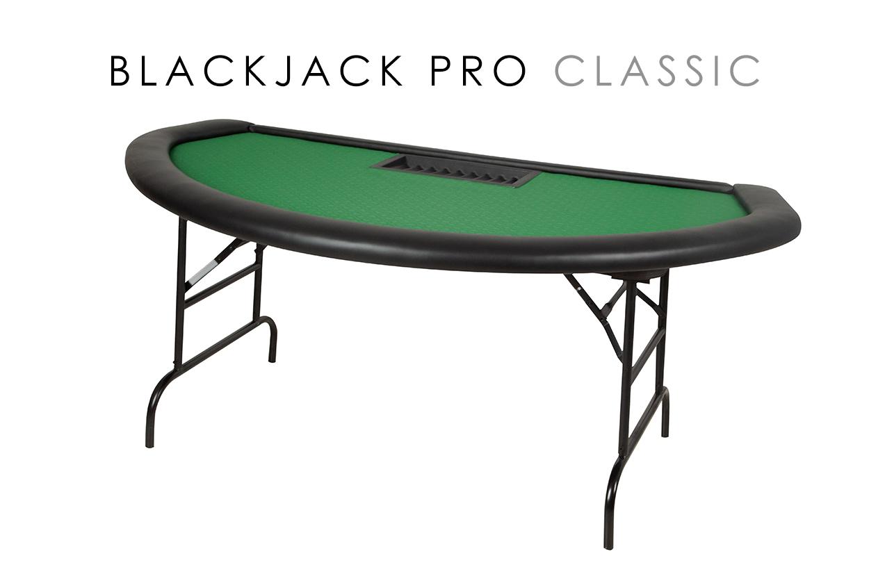 Blackjack Pro Folding Table