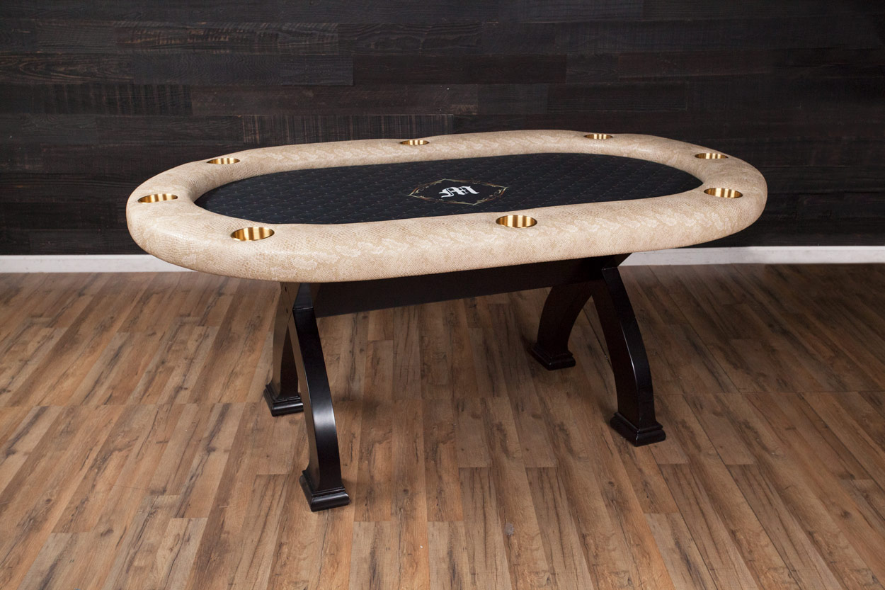 X2 Mini Poker Table with dealer section thumbnail
