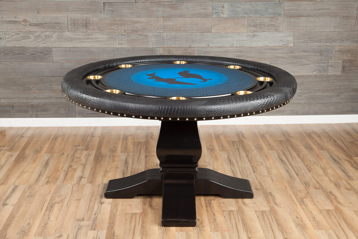 The Nighthawk Poker Table Thunmbnail