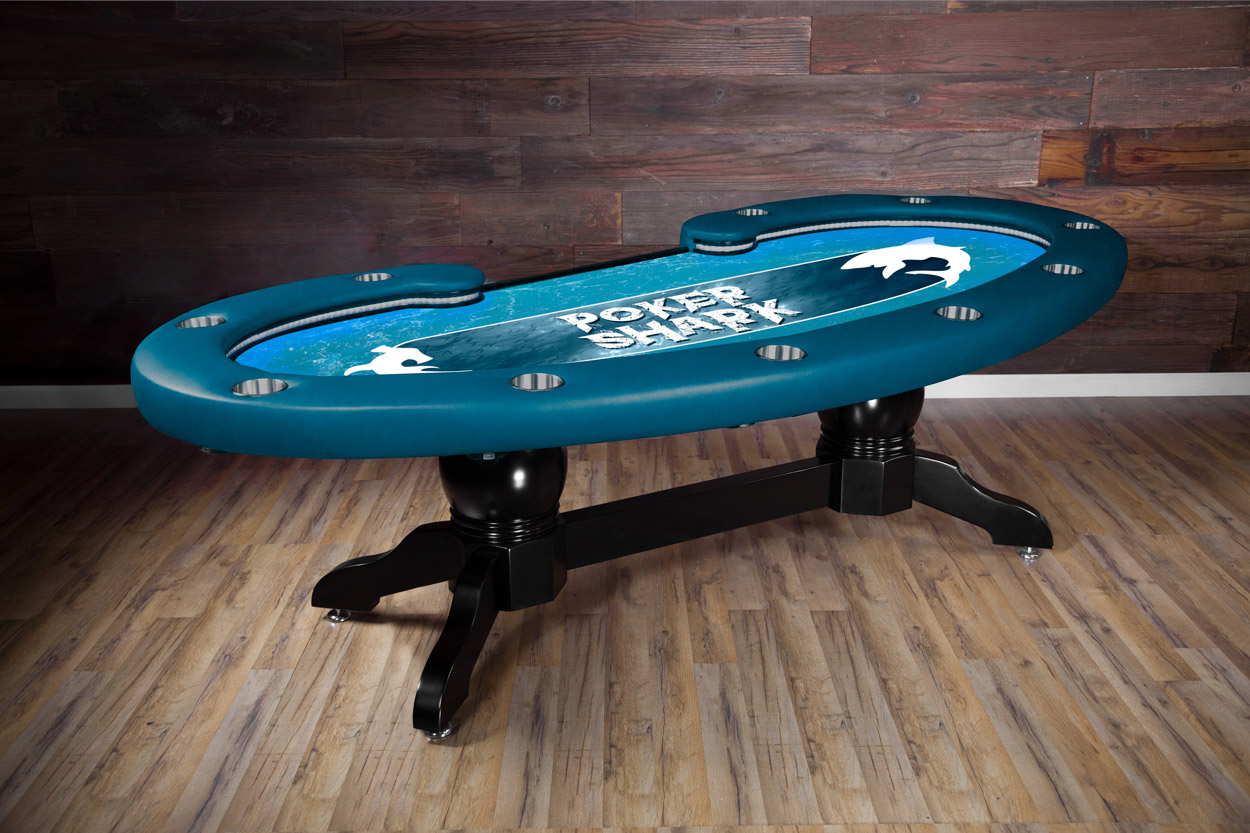 THE LUMEN HD POKER TABLE - Poker Shark (1)