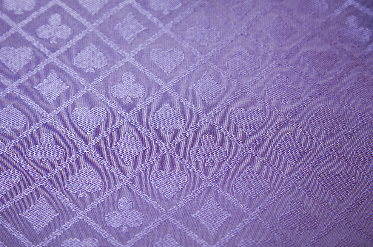 Suited Speed Cloth 59in Wide – Purple – Sold by foot!