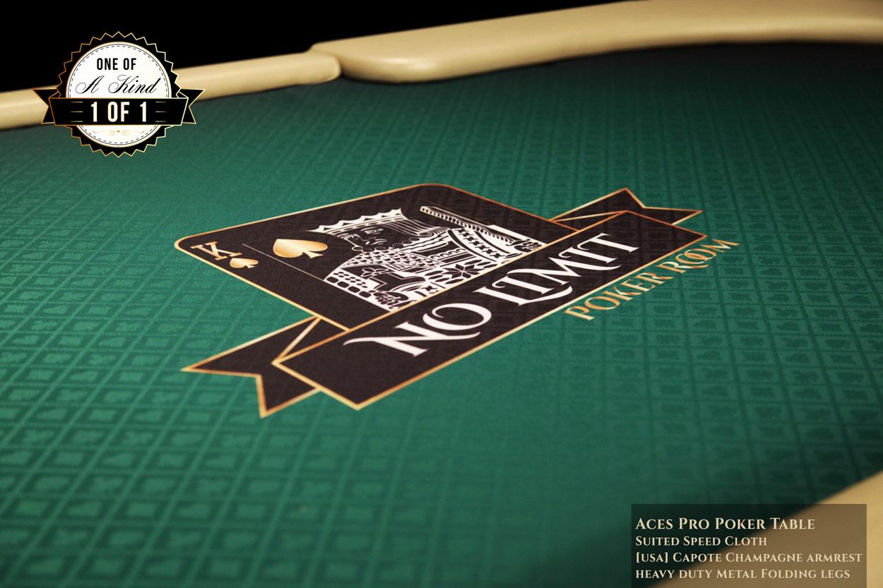 iShowroom Custom Aces Pro Poker Table (2)
