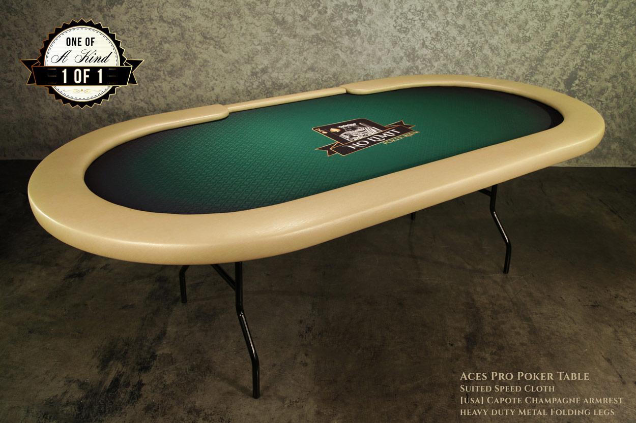 iShowroom Custom Aces Pro Poker Table (1)