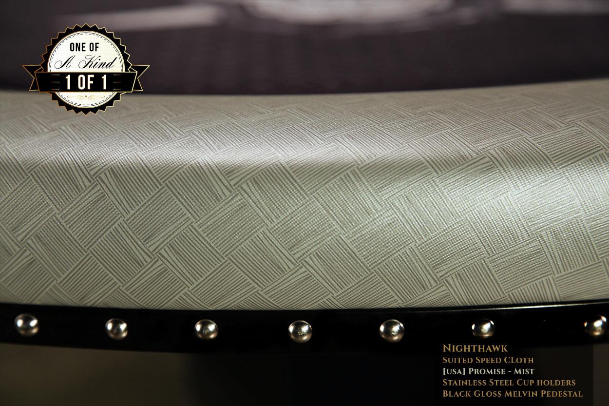 iShowroom Custom Mist Nighthawk Poker Table (4)