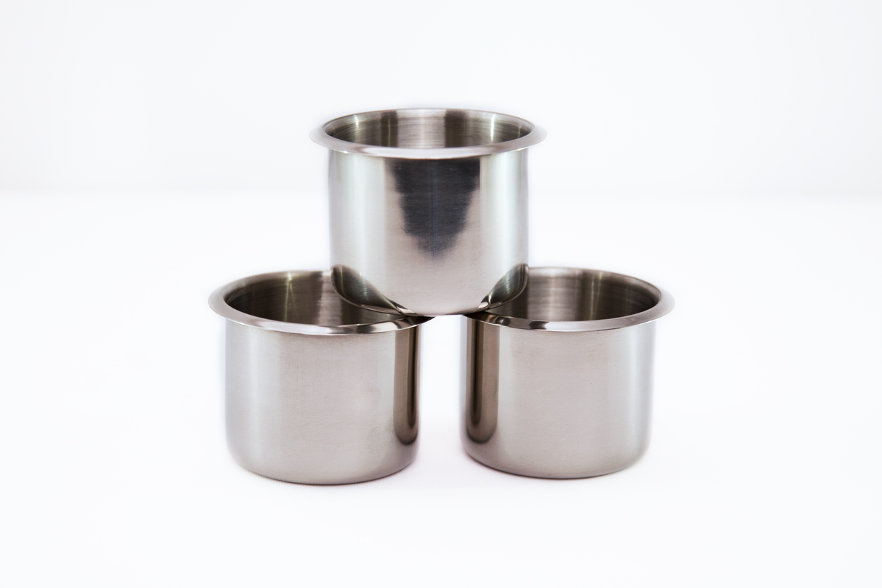 3in Standard  Steel Cup Holders Per Piece