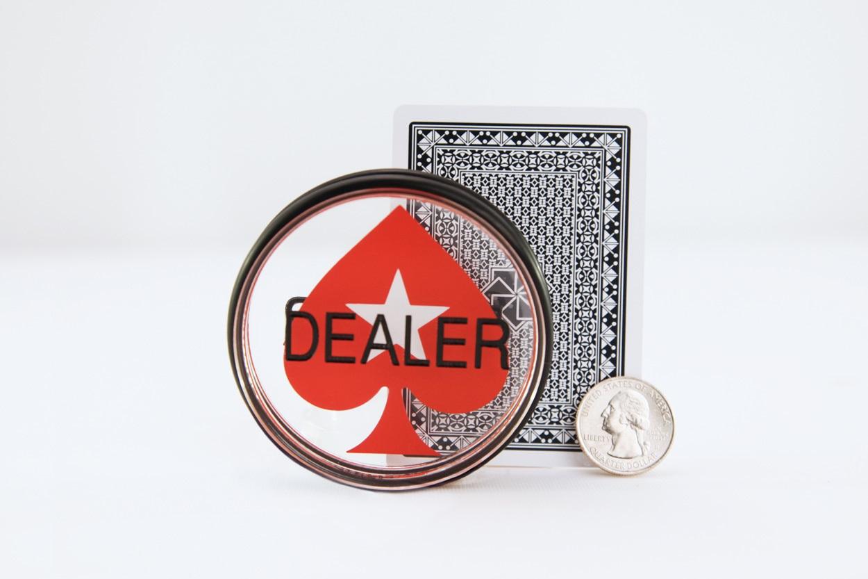 Jumbo PS Dealer Button