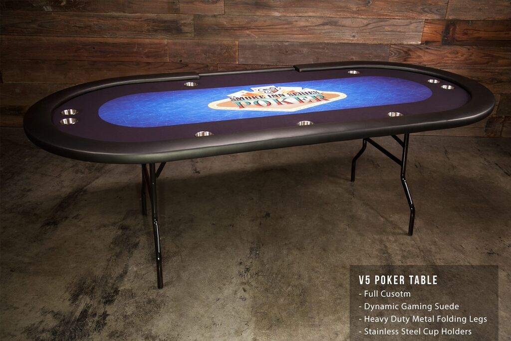 V5 Series Specialized Poker Table (discontinued)
