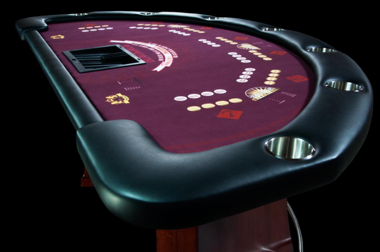 Casino Grade Blackjack Table (3)