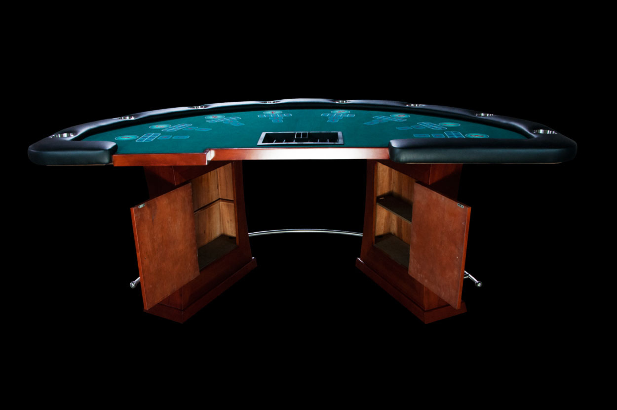 Casino Grade Gaming Table for Various Games (2)