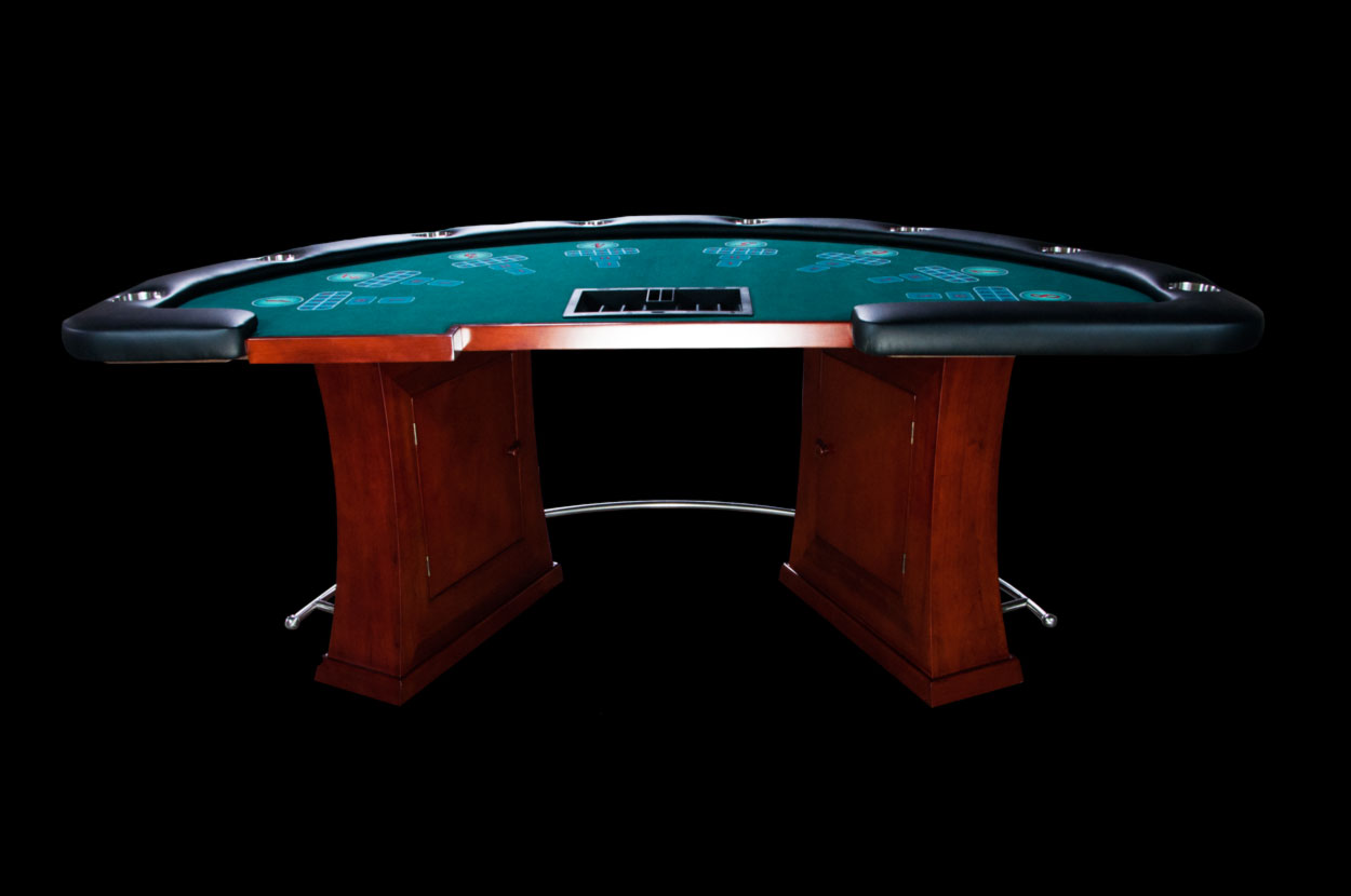 Casino Grade Gaming Table for Various Games (1)