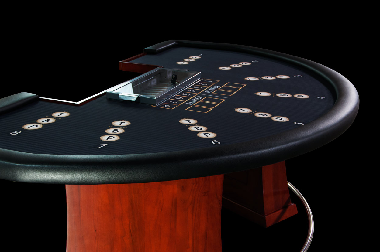 Pro Baccarat Table (4)