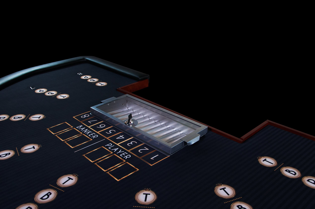 Pro Baccarat Table (5)