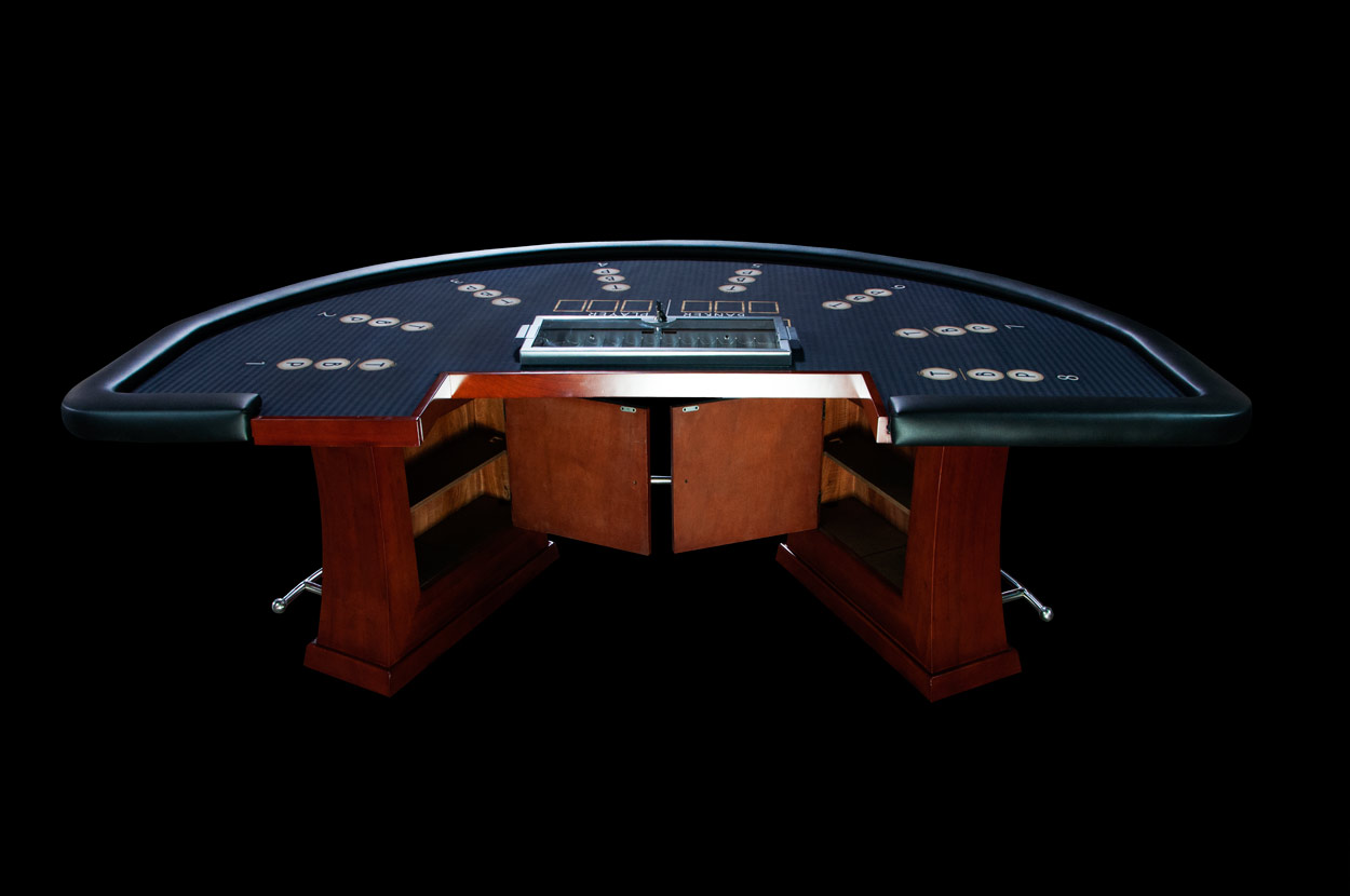 Pro Baccarat Table (3)