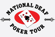 National deaf poker tour