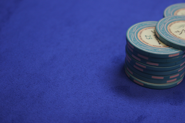 Micro Suede Fabric – Green/Blue – Poker Table Fabric – Looks Great!