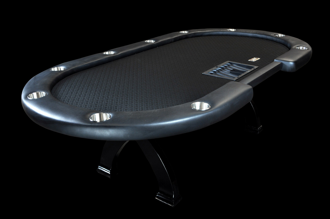 BLEMISHED Casino X2 Poker Table (5)