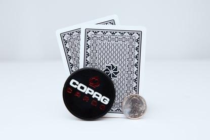 Copag 2in Dealer Button
