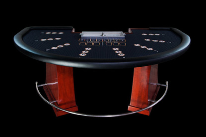 Pro Baccarat Table